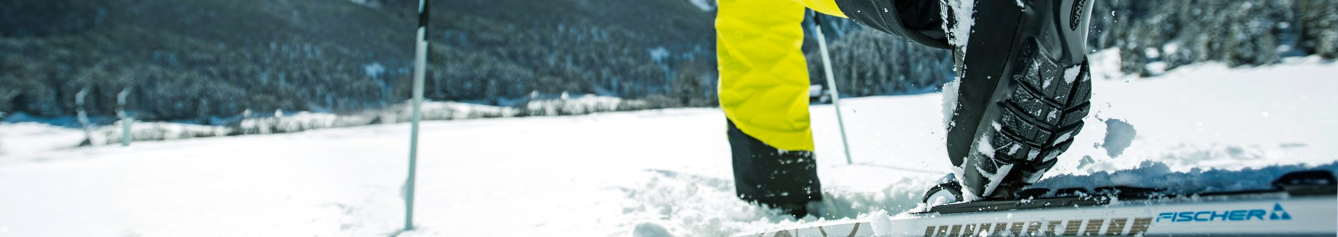 Fixation Ski de Randonnée Nordique