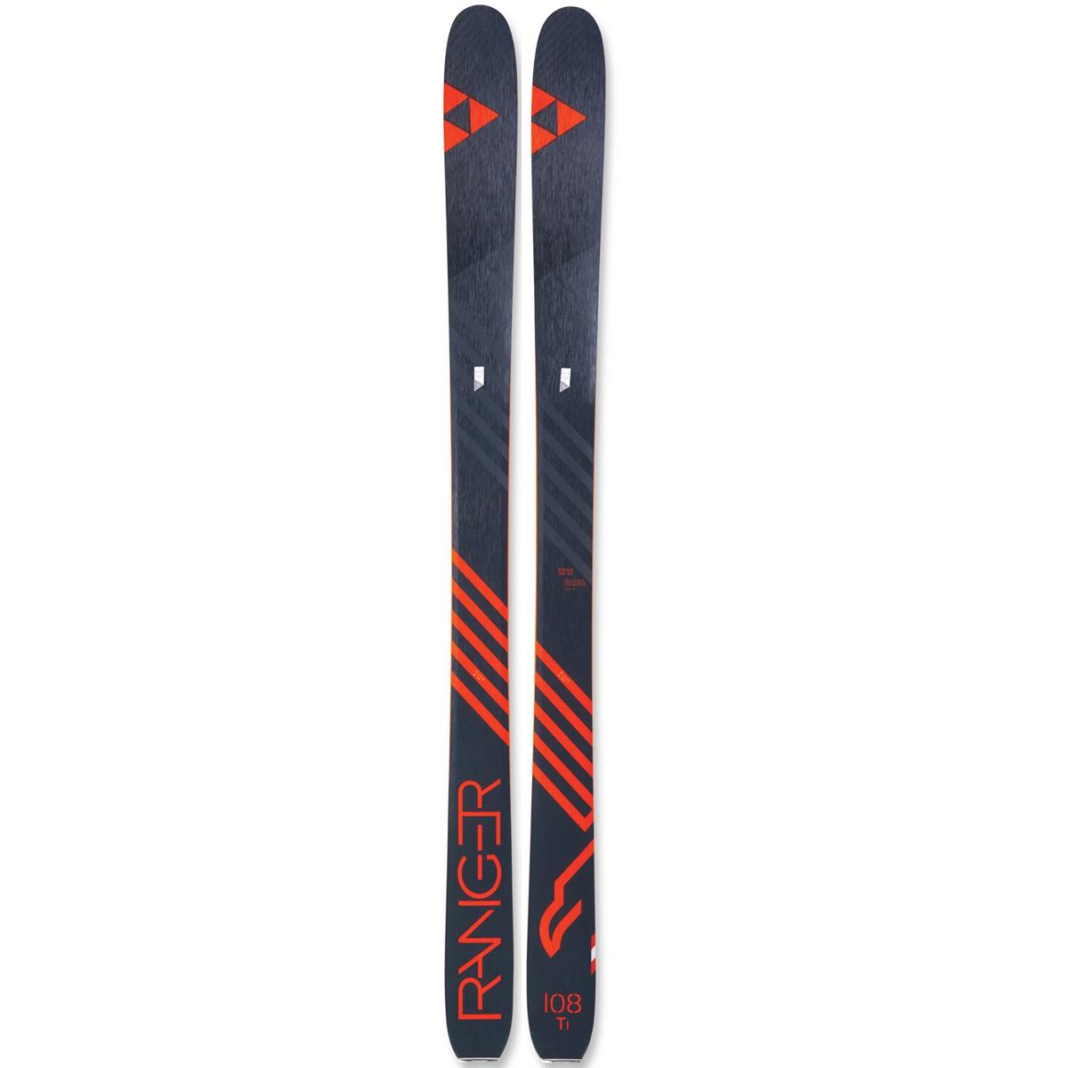 Fischer Ranger 108 Ti Ski 2019  9726eaf5c