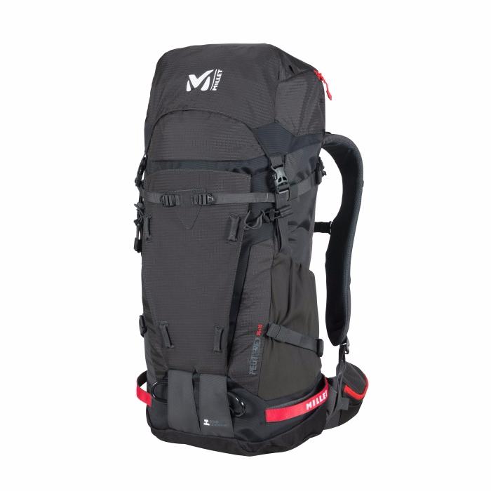 fb466f75565c Ce sac présente un confort de portage très performant avec ses bretelles  larges et enveloppantes tout en étant très aérées. La ceinture est bien  ventilée ...