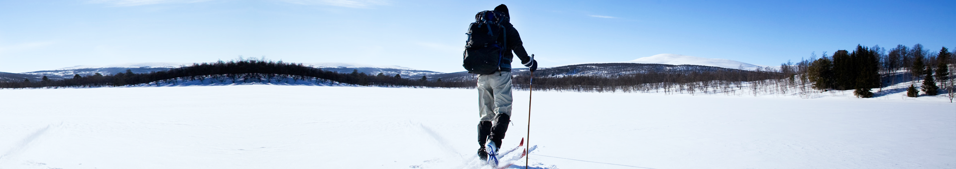 Esquís de Travesía Nórdica