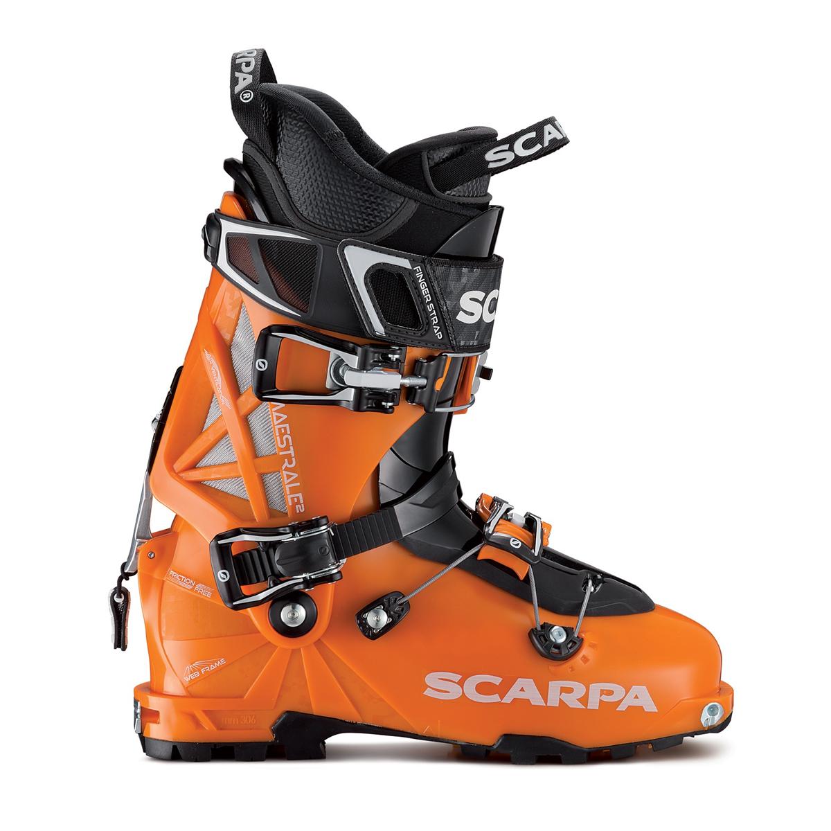 Scarpa Maestrale Scarponi da sci alpinismo. Pagamento a64154e9837