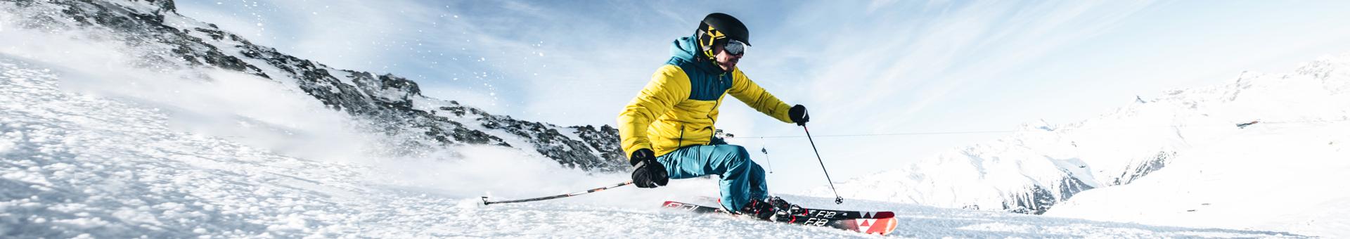Casques de Ski