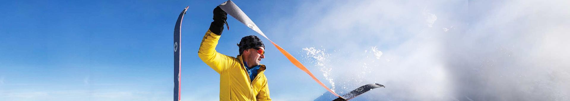 Peaux Ski de Randonnée