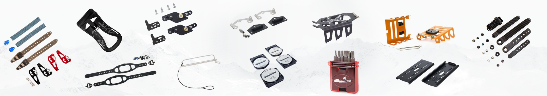 Splitboard Accessories