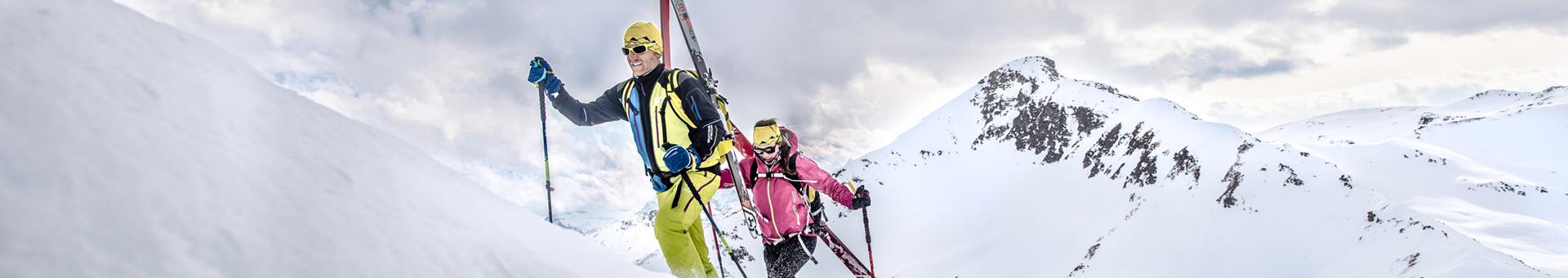 Bastoncini da scialpinismo / gara