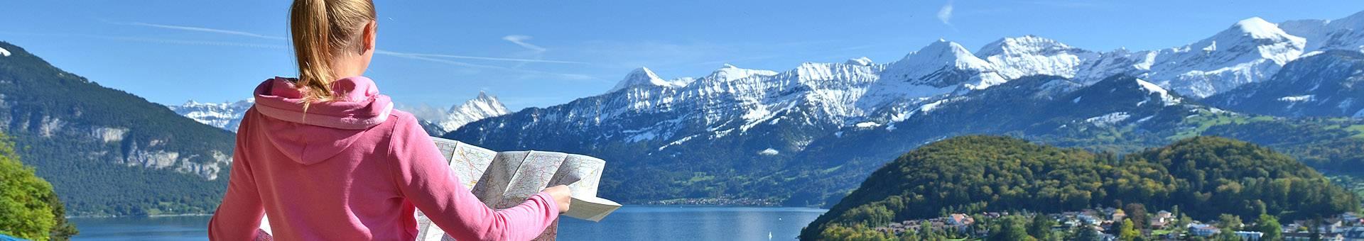 Cartes des Alpes