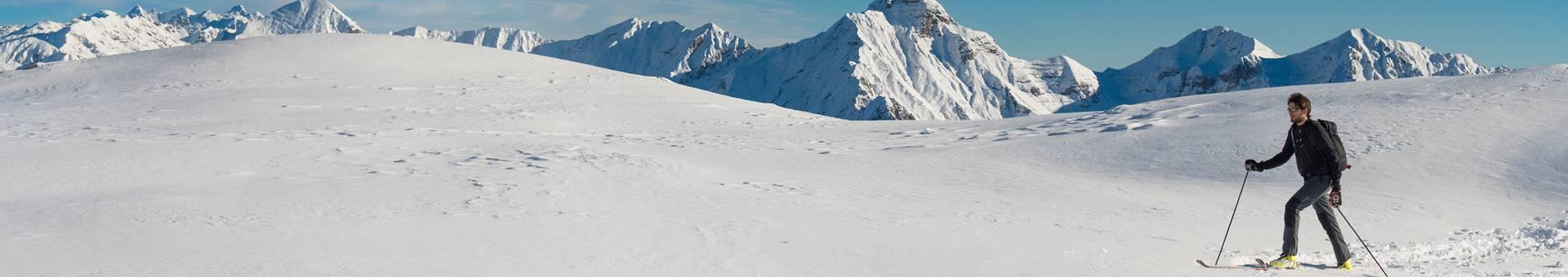 Ski Touring & Snowshoeing Guides