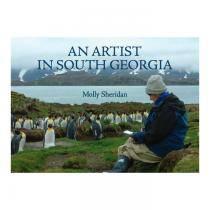 Un artist dans la Géorgie de sud