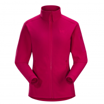 ARC'TERYX DELTA LT JACKET WOMEN - IXORA