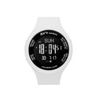 Air'n Outdoor Granita Watch-Altimeter - White Snow Negative
