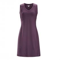 Arc'teryx Soltera Dress Women - Purple Reign