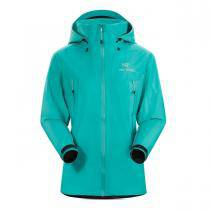 Arc'teryx Beta LT Hybrid Jacket Women - Halcyon
