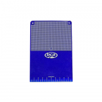 BCA Polycarbonate Crystal Card