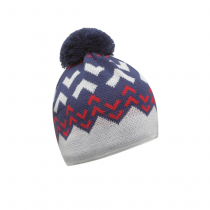 Black Crows Filia Bonnet - Navy/White/Red