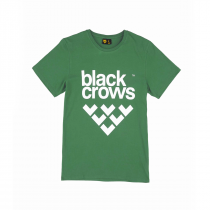 Black Crows Full logo T-shirt - Sycamore
