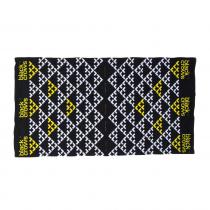Black Crows Maska Necktube - Black/White/Yellow