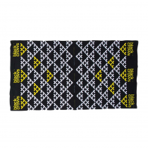 Black Crows Maska Necktube - Black/White/Yellow