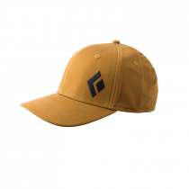 Black Diamond Logo Hat - Dark Curry