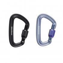 Black Diamond Liteforge Screwgate Carabiner
