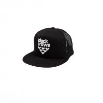 Black crows Mesh Trucker Cap - Blue/White