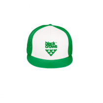 Black crows Mesh Trucker Cap_Green_White