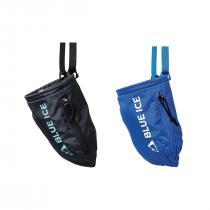 Blue Ice Sender Chalk Bag