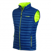 Camp ED Motion Vest - Cobalt Blue