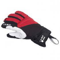 Camp G Hot Dry Gloves - Black Red