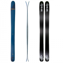 DPS Alchemist Wailer 110 C2 Ski + Alpine Binding Packs - 1
