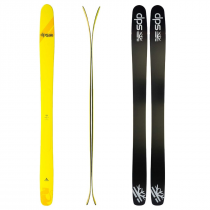 DPS Wailer A112 RP Ski + Alpine Binding Packs - 1