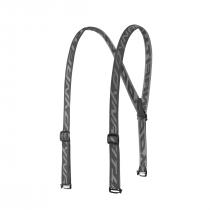 Dynafit 2 PANT Suspender - Asphalt