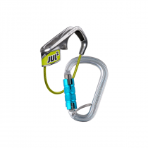 Edelrid Jul 2 Belay Kit Steel Triple
