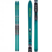 Fischer Traverse 78 Crown/Skin Xtralite Ski 2022