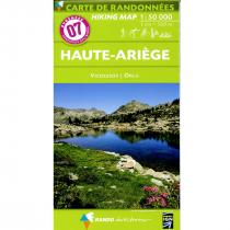 IGN Carte de Randonnées 1:50000 Pyrénées - 4