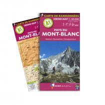 IGN Carte de Randonnées 1:50000 Alpes
