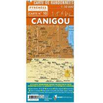 IGN Carte de Randonnées 1:50000 Pyrénées - 5
