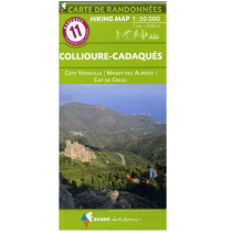 IGN Carte de Randonnées 1:50000 Pyrénées - 6