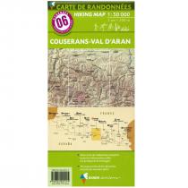IGN Carte de Randonnées 1:50000 Pyrénées - 3