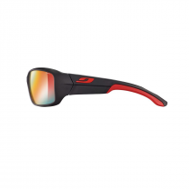 Julbo Run - Reactiv Performance 1-3 - Nero/Rosso - 1