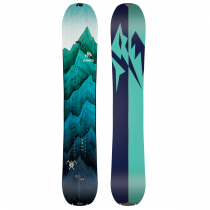 Jones Solution Splitboard Mujer + Fijaciónes - 0