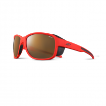 Julbo Montebianco 2 - Reactiv High Mountain 2-4 - Orange/Black