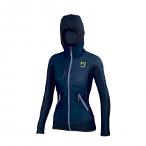 Karpos Alagna Plus W Jacket - Insignia Blue/Sky Captain
