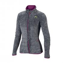 Karpos Vertice W Fleece Veste - Light Grey/Dark Grey