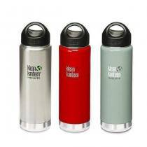 Klean Kanteen 0,59 L Wide Insulated w/ Stainless Loop Cap