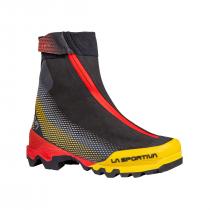 La Sportiva Aequilibrium Top GTX - Black/Yellow