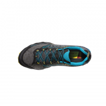 La Sportiva Akyra Trail - Carbon/Tropic Blue - 2