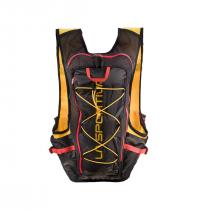 La Sportiva Trail Vest - Black/Yellow