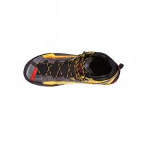 La Sportiva Trango Tech GTX - Black/Yellow - 2