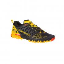 La Sportiva Bushido II - Black/Yellow