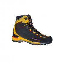 La Sportiva Trango Tech Leather - Black/Yellow - 3